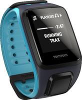 TomTom Runner 2 Cardio + Music Grande blu