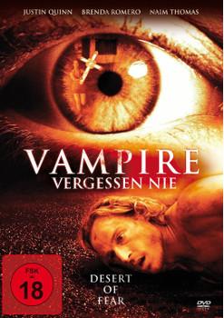 Vampire vergessen nie - Desert of Fear