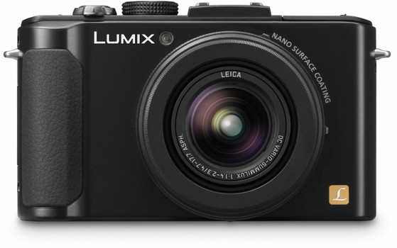 Panasonic Lumix DMC-LX7 zwart