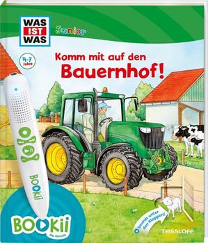 Komm mit auf den Bauernhof!. Über 700 Hörerlebnisse und interaktive Spiele! - Martin Lickleder  [Gebundene Ausgabe]