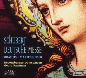 Regensburger Domspatzen - Deutsche Messe/Marienlieder