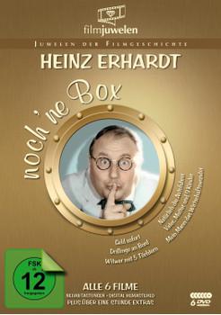Heinz Erhardt - noch 'ne Box [6 Discs]