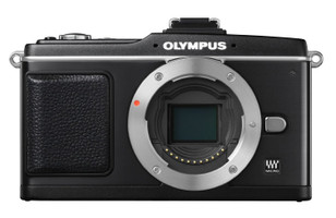 Olympus E-P2 zwart