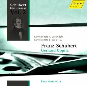 Gerhard Oppitz - Klavierwerke Vol.2