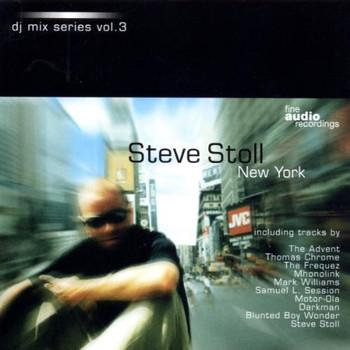 Steve Stoll - Fine Audio DJ Mix Series 3