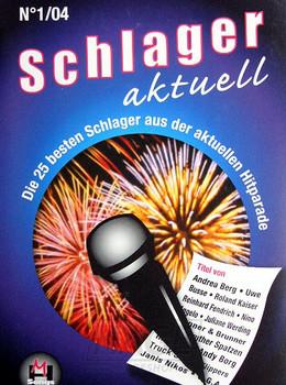 Schlager aktuell Band 1 - Gerhard Hildner