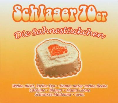 Various - Schlager 70er, Sahnestückchen 1