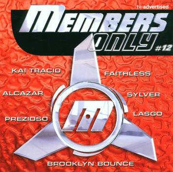 Various - Members Only  12