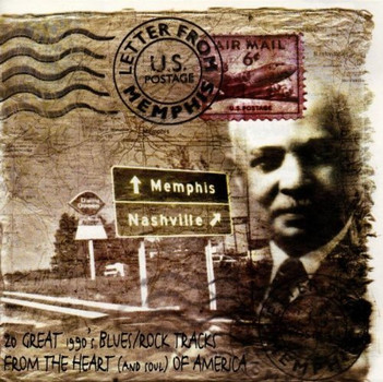 Various - Letter from Memphis