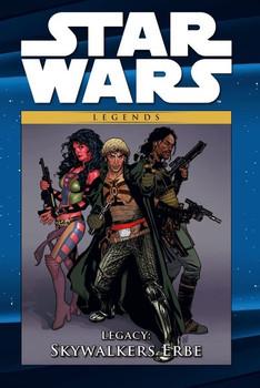 Star Wars Comic-Kollektion. Bd. 36: Legacy: Skywalkers Erbe [Gebundene Ausgabe]