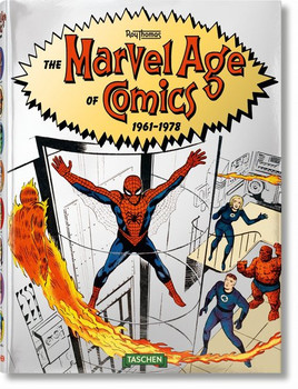 Das Marvel-Zeitalter der Comics 1961–1978 [Gebundene Ausgabe]
