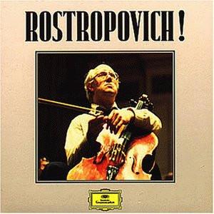 Mstislav Rostropowitsch - Mstislav Rostropowitsch