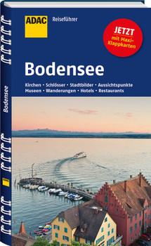 ADAC Reiseführer Bodensee - Menzel, Marianne