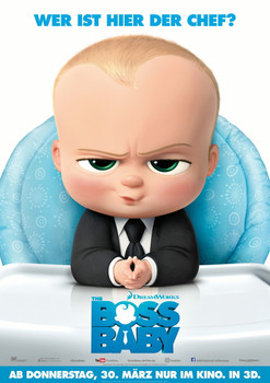 The Boss Baby [2 Disc Edition]