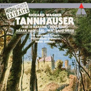 Kiri Te Kanawa - Wagner - Tannhäuser [Highlights] (Soundtrack - Meeting Venus)