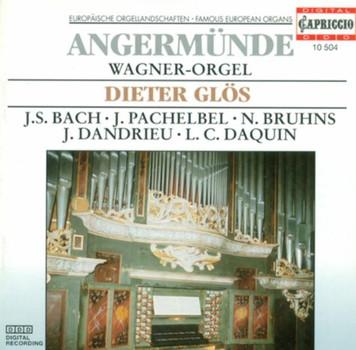 Dieter Gloes - Europäische Orgellandschaften - Die Wagner-Orgel der Marienkirche zu Angermünde
