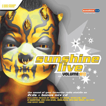 Various - Sunshine Live Vol. 12