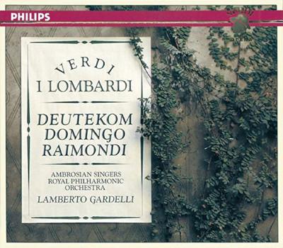 Domingo - Verdi: I Lombardi