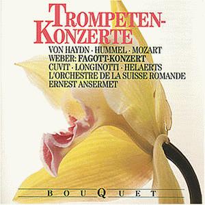Ansermet - Trompetenkonzerte