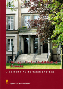 Die Lippische Landesbibliothek Detmold - Hellfaier, Detlev