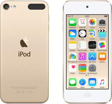 Apple iPod touch 6G 128GB oro