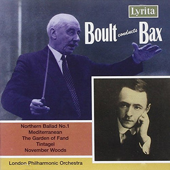 Adrian Boult - Boult Conducts Bax