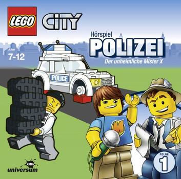 Lego City 1 Polizei - Lego City 1 Polizei