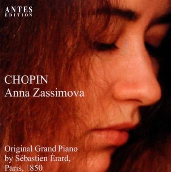 Anna Zassimova - Chopin-Walzer und Mazurkas