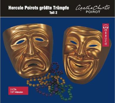 Hercule Poirots größte Trümpfe, Teil 2. 2 CDs
