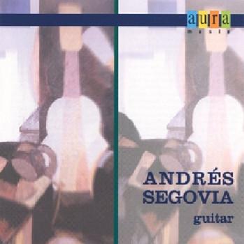 Segovia, Andrés - guitar