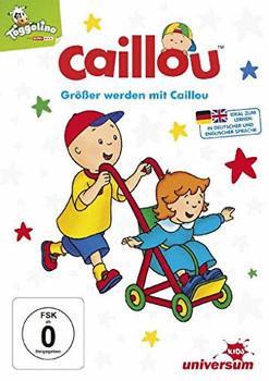 Caillou - Größer werden mit Caillou