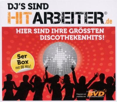 DJ`s sind Hitarbeiter - Ottawan, Nená, Peter Schilling, Andrea Berg, Deep Purple, Midge Ure, u.v.a. Alphaville