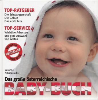 Das große österreichische Baby-Buch - Susanne Athanasiadis [Gebundene Ausgabe]