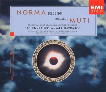 Eaglen - Bellini: Norma (Live-Aufnahme Ravenna 08.1994)