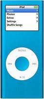 Apple iPod nano 2G 4GB blauw