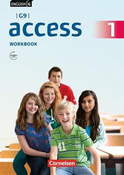 English G Access - G9 - Ausgabe 2019 / Band 1: 5. Schuljahr - Workbook mit Audios online [Taschenbuch]