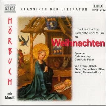 Eine Geschichte, Gedichte und Musik zu Weihnachten, 1 Audio-CD