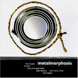 Various - Metalmorphosis