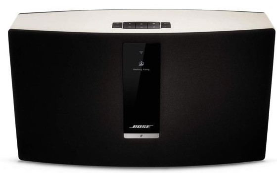 Bose SoundTouch 30 wireless music system blanc