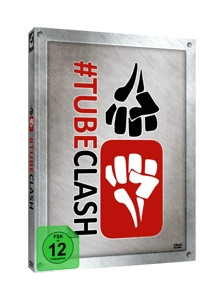 #TubeClash - The Movie 01+02 [Limited Mediabook, 2 DVDs]