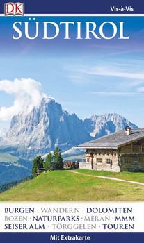 Vis-à-Vis Reiseführer Südtirol. mit Extrakarte und Mini-Kochbuch zum Herausnehmen  [Taschenbuch]