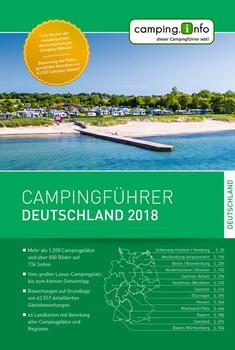 Campingführer Deutschland 2018 [Taschenbuch]