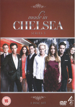 Made in Chelsea - Series 5 [3 DVDs, UK Import]