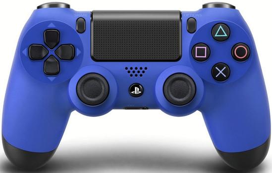 PS4 DualShock 4 draadloze controller blauw