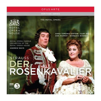 Davis - Der Rosenkavalier [Royal Opera