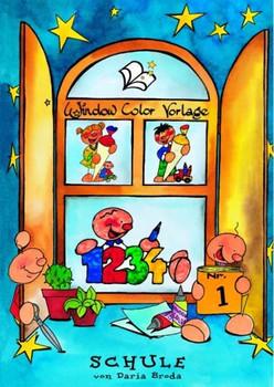 Window Color Schule Vorlage