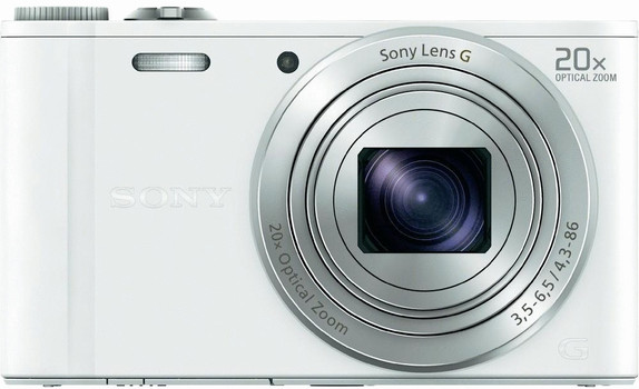 Sony DSC-WX300 blanco