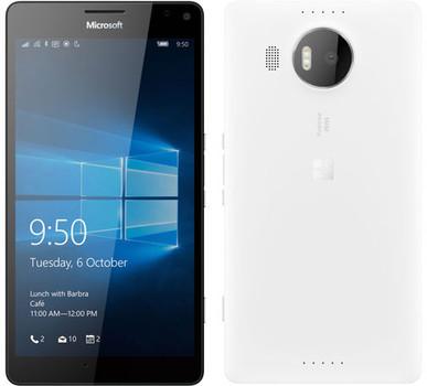 Microsoft Lumia 950 XL Doble SIM 32GB blanco