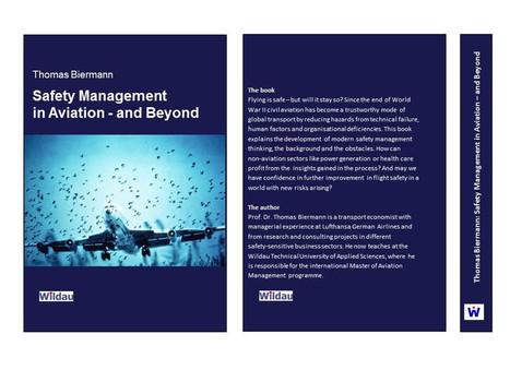 Safety Management in Aviation - and Beyond - Thomas Biermann  [Gebundene Ausgabe]