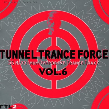 Various - Tunnel Trance Force 6